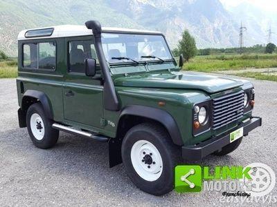 brugt Land Rover Defender 90 2.5 TD5 - 2000