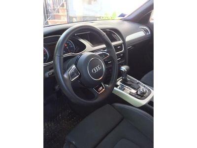 usata Audi A4 Avant 2.0 TDI 177 CV S tronic quattro s line