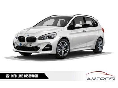 usata BMW 218 Serie 2 d xDrive Msport Active Tour