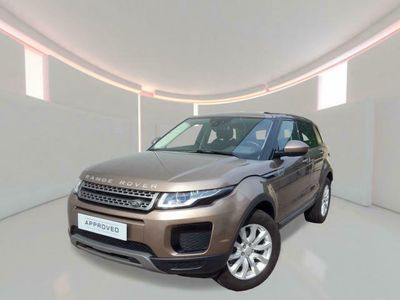 used Land Rover Range Rover evoque 2.0 TD4 150 CV 5p. Pure