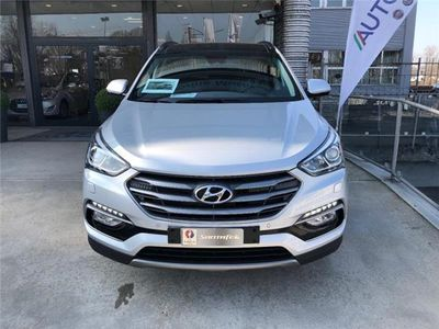 usado Hyundai Santa Fe 2.2 CRDi 2WD A/T XPossible