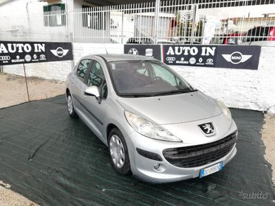 usata Peugeot 207 benzina dal nord italia perfetta