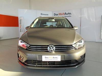 usata VW Golf Sportsvan Golf 1.6 TDI 110CV DSG Highline BlueMotion Tech.