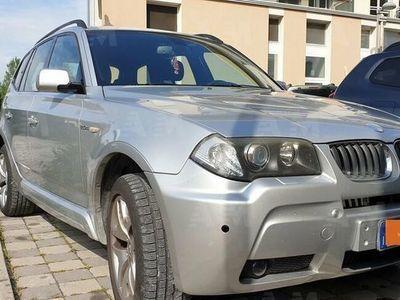 usata BMW X3 2.0d cat