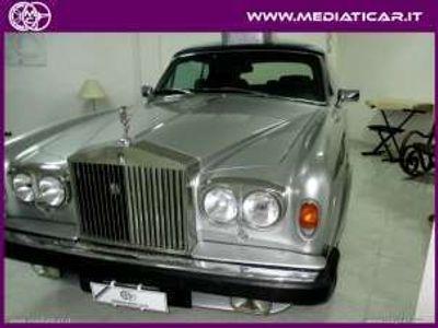 usata Rolls Royce Corniche Cabriolet Benzina