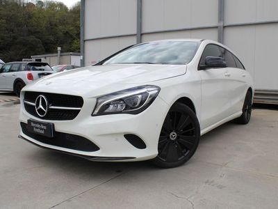 usata Mercedes 200 CLA Classe Sh.Brake - X117 D SBSport 4matic auto FL