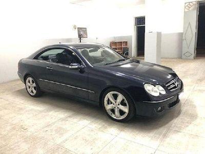 gebraucht Mercedes CLK320 Classe Coupè CDI Avantgarde