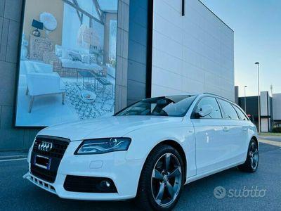 usata Audi A4 Sline 2.0 TDI anno 01.01.2012 euro 5 B