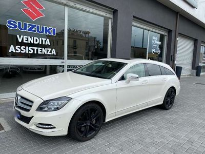 usata Mercedes CLS350 Shooting Brake CDI SW BlueEFFICIENCY