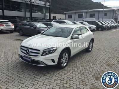 usata Mercedes 200 GLA-X156 2014 200d (cdi) Sport 4matic auto