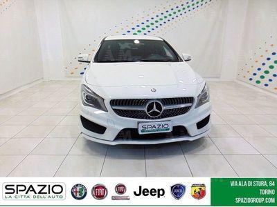 usata Mercedes CLA220 - C117 220 cdi Premium 170cv auto