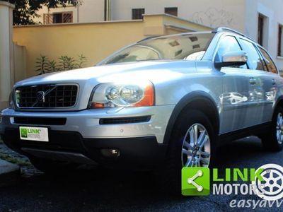 brugt Volvo XC90 D5 AWD Polar, Cambio automatico, Uniproprietario, Manutenzione curata