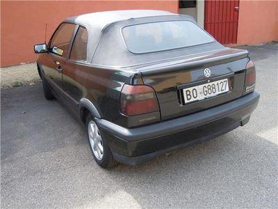 usata VW Golf Cabriolet Golf 2.0 cat Avantgarde