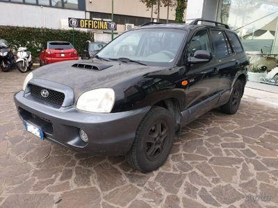 used Hyundai Santa Fe 2.0 CRDi TD 4WD GLS