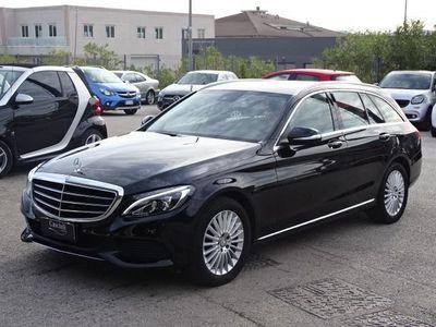 usata Mercedes C220 d S.W. Exclusive