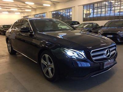 usata Mercedes E220 4Matic Auto Business Sport