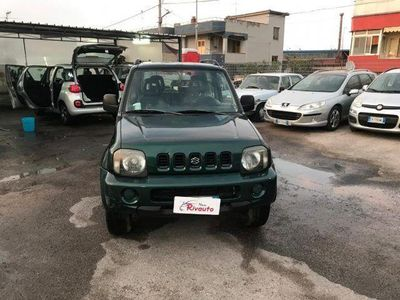 used Suzuki Jimny 1.3i 16V cat 4WD JLX Mode METANO rif. 11105941