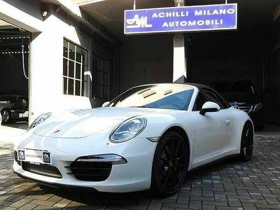 usata Porsche 911 Carrera 4S Cabriolet 911 3.8 SCARICO SPORT+ BOSE