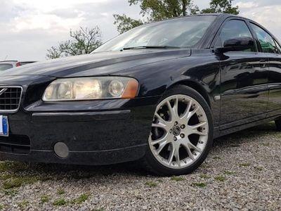 used Volvo S60 5D perfetta Euro 4