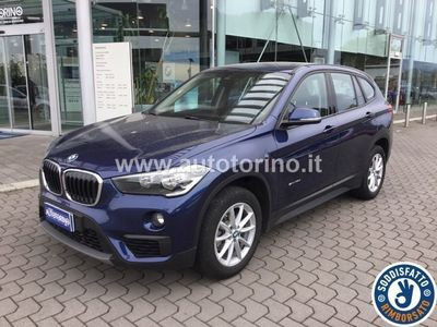usata BMW X1 X1sdrive18d Business auto