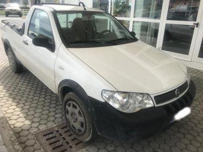 begagnad Fiat Strada