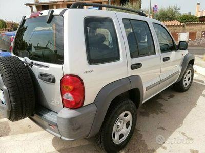 usata Jeep Cherokee 2ª serie - 2002