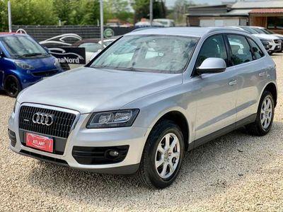 usata Audi Q5 2.0 TDI 170 CV quattro unico proprietario