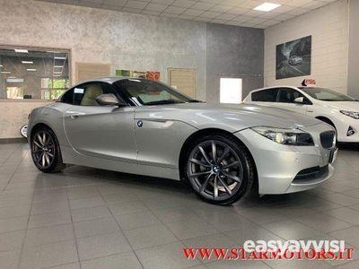 used BMW Z4 sdrive30i navi pelle c.autom. bluetooth benzina