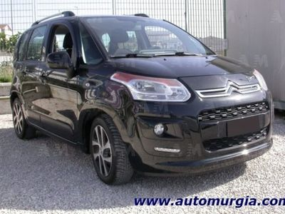 used Citroën C3 Picasso 1.6 HDi 90 Exclusive Limited