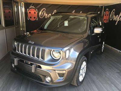 usata Jeep Renegade 1.6 Mjt 120 CV Limited Km0 con F24!!!!