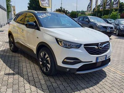usata Opel Grandland X diesel Ecotec Start&Stop aut. 120 Anniversary nuova a Ancona