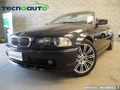 usata BMW 325 Cabriolet Ci cat - AUTOMATICA - TAGLIANDI