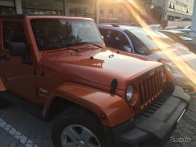 used Jeep Wrangler 2ª serie - 2011