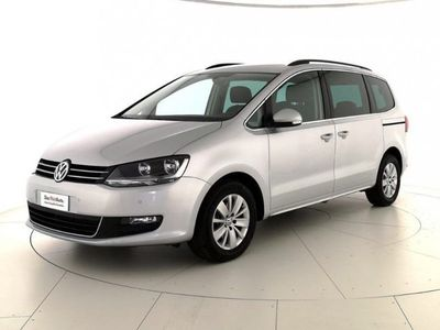 usata VW Sharan 2.0 TDI 150 CV SCR DSG Business BlueMotion Technol