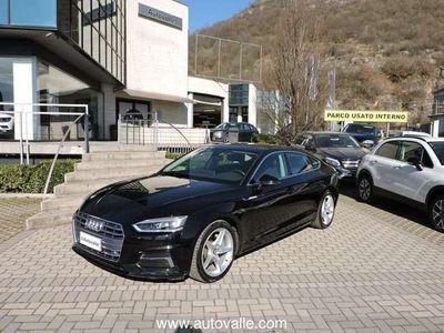 usata Audi A5 SPB 40 TDI S tronic Business Sport 190cv VIRTUAL