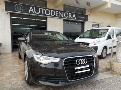 usata Audi A6 Avant 2.0 TDI 177 CV multit Adv, XENO,NAVI,TETTO