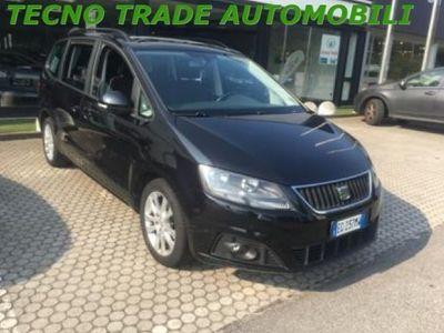 begagnad Seat Alhambra 2.0 TDI 150 CV CR DSG Advance