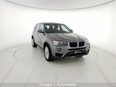 usata BMW X3 F25 LCI 2014 xdrive20d Business auto