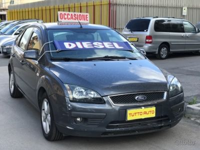 used Ford Focus 1,6td full opt 2006