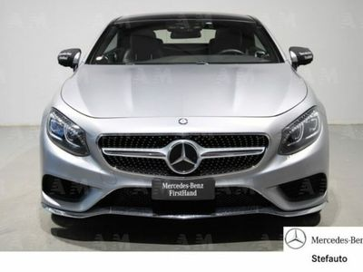 usata Mercedes 500 S SEC 500 Coupé 4Matic Maximum S SECCoupé 4Matic Maximum