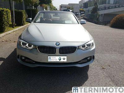 usata BMW 435 Serie 4 dA xDrive Cabrio Luxury