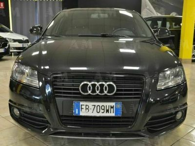 usata Audi A3 Sportback 1.6 TDI 105 CV CR S tronic Ambition usato