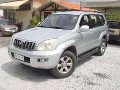 usata Toyota Land Cruiser Suv Diesel