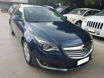 used Opel Insignia 2.0 CDTI 140CV Ecopower 104gr. Sports Tourer Cosmo