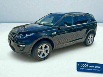 usata Land Rover Discovery Sport 2.0 td4 Pure awd 150cv