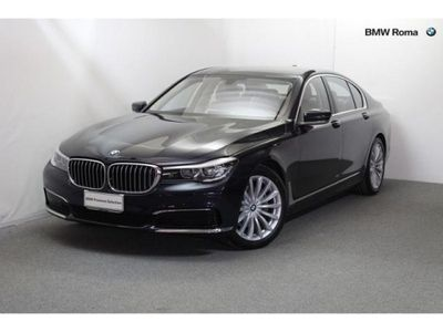 begagnad BMW 730 d Luxury