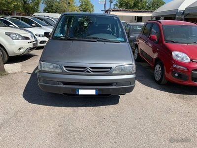 usata Citroën Evasion - 8 POSTI - come nuovo