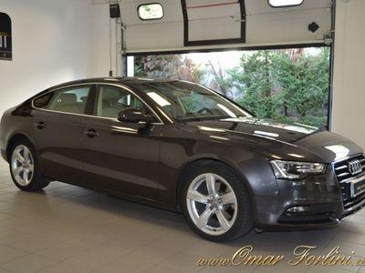 usata Audi A5 Sportback 2.0TDI MULT.BUSIN.NAVI XENO FULLKM43.000 Brescia