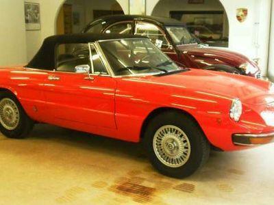usata Alfa Romeo 2000 SpiderClassico
