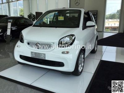 gebraucht Smart ForTwo Electric Drive -